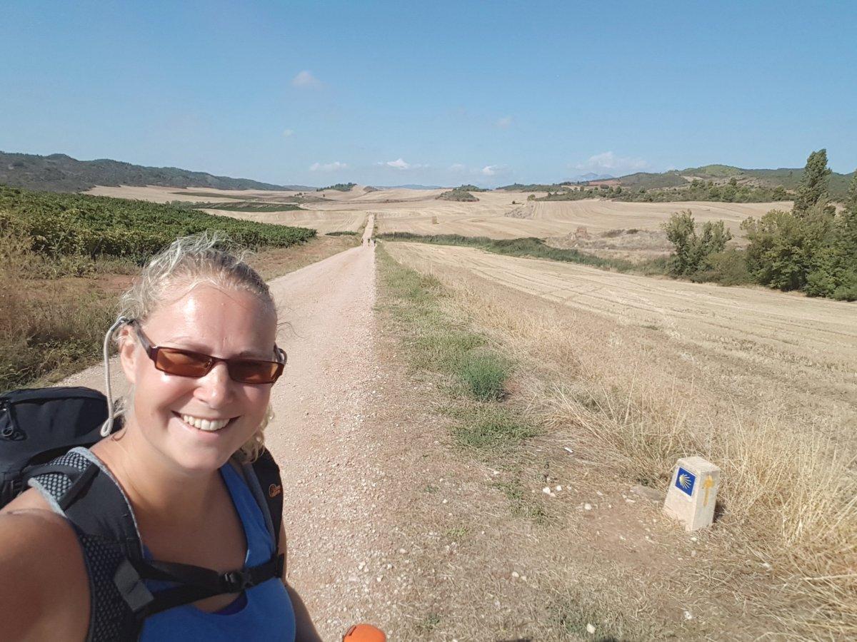 Achter de schermen: Mijn pelgrimstocht naar Santiago de Compostela