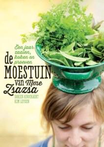 Cover De moestuin van Mme Zsa Zsa voor kookboeken verlanglijstje