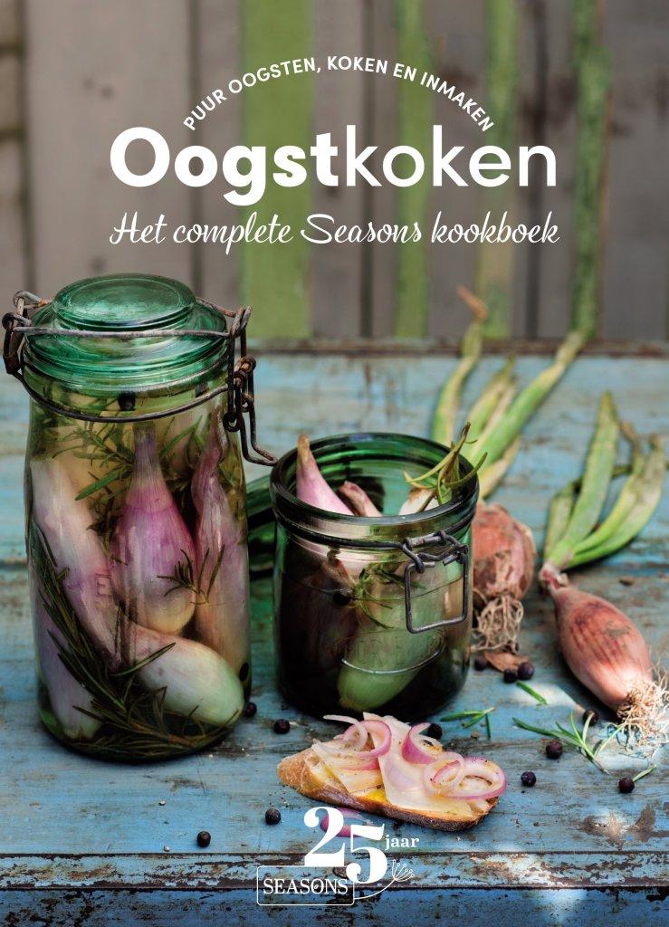 Cover oogstkoken kookboek
