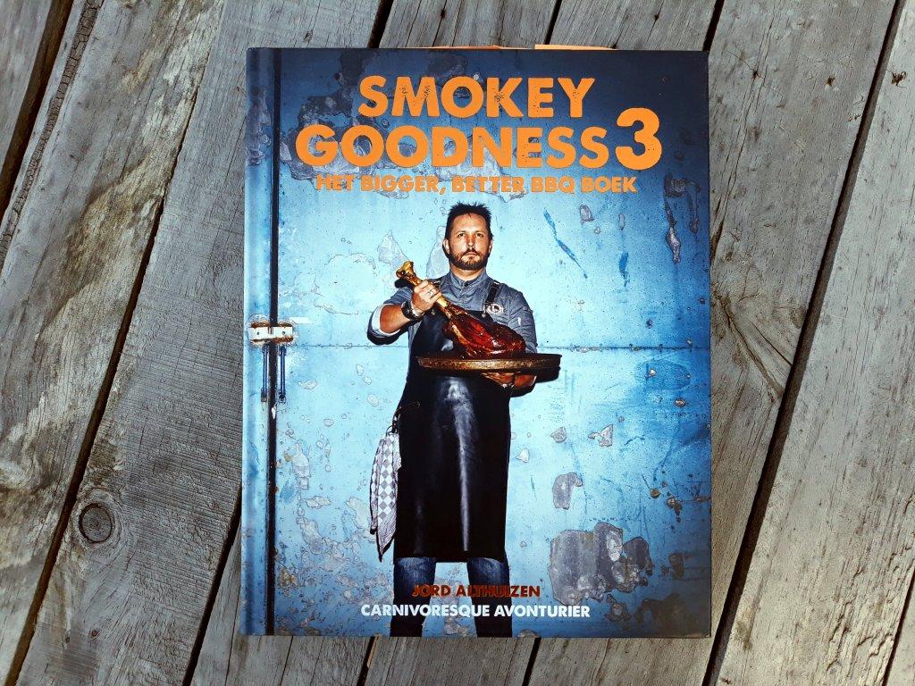 Smokey Goodness 3 cover