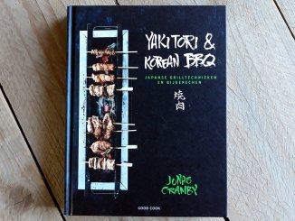 Yakitori & Korean BBQ boek