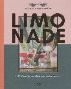Limonade kookboek cover