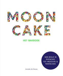 Mooncake het bakboek cover