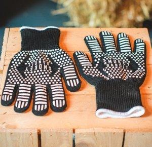 Smokey Bandit extreem hittebestendige handschoenen