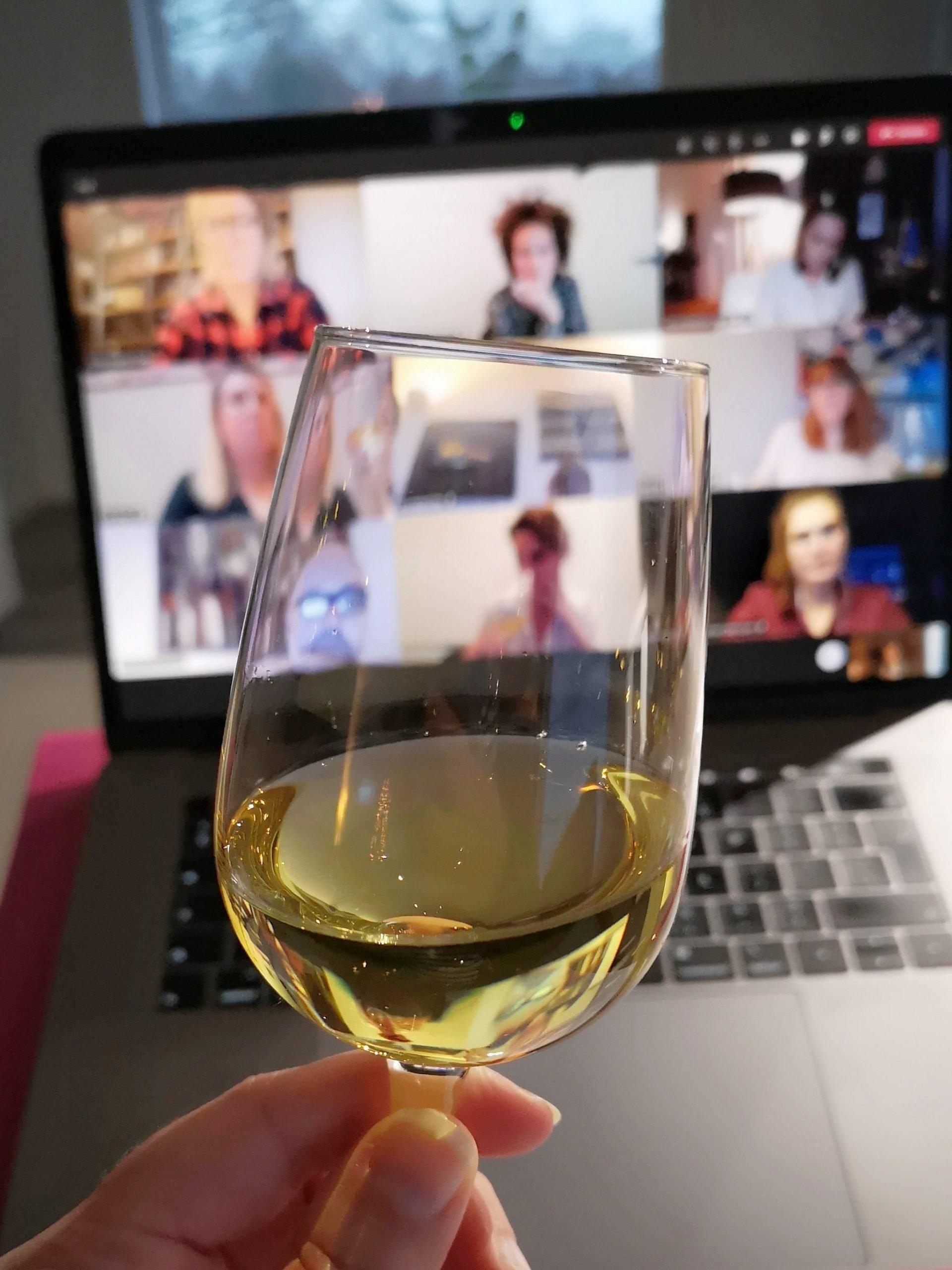 Online wijnproeverij Brabantse wijn