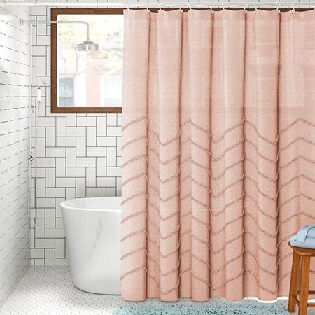 7 alternatives to glass shower doors