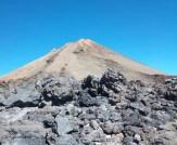 Nur mit Genehmigung zu besteigen: der Gipfel des Teide