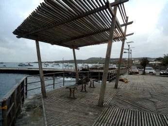 Noch mehr Hafenpromenade