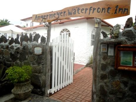 Das Hotel dort wo einst Gusch Angermeyer lebte