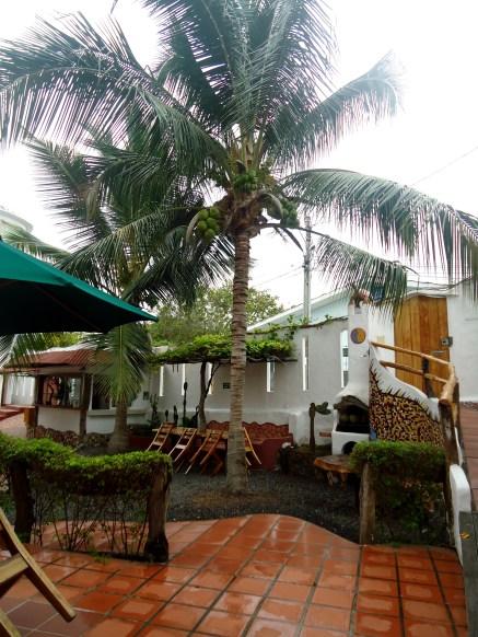 Hotel Mainao von innen.