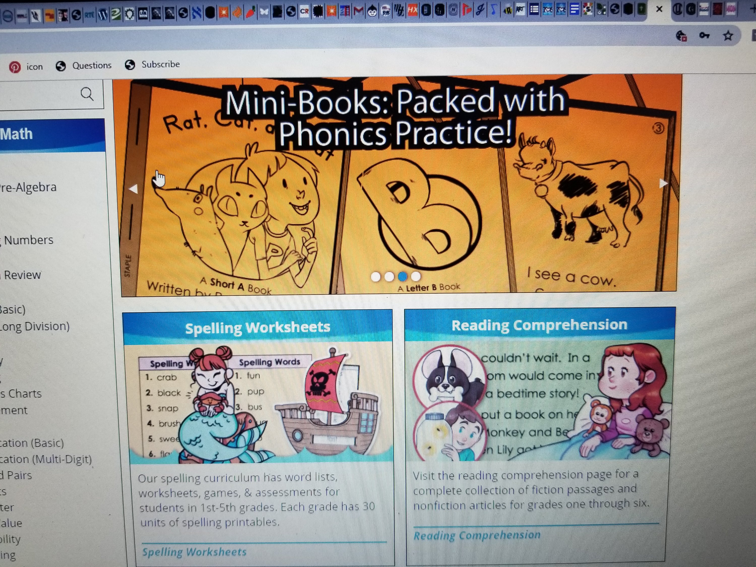hight resolution of Printable worksheets – A \Peace\ of Mind