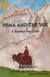 Pema and the Yak by Siofra O'Donavan