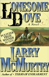 Short Book Review: Lonesome Dove by Larry McMurty