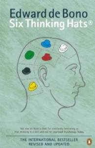 Short Book Review: Six Thinking Hats by Edward De Bono