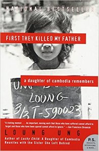 Short Book Review: First They Killed my Father by Loung Ung