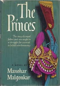 Short Book Review: The Princes by Manohar Malgonkar