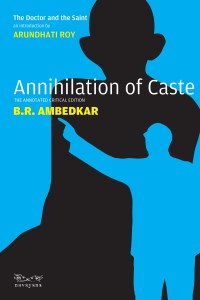 Annihilation of Caste by Dr. B. R. Ambedkar