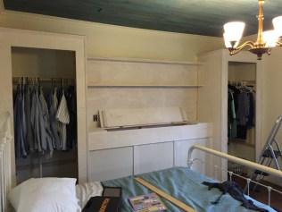 primed closets