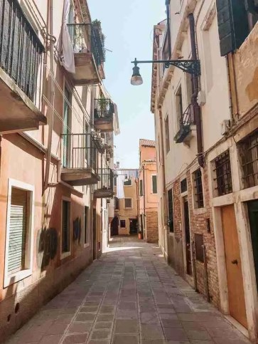 Plan your trip for wandering down pretty streets