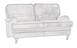 1080 2 Seater Outline