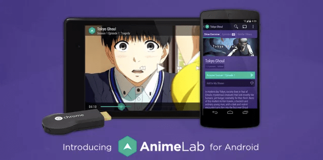 AnimeLab - popular kissanime alternative