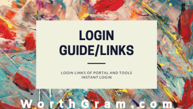 Login guide_links