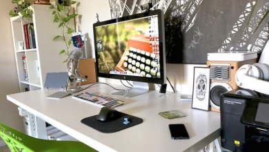 Create the Perfect Home Office Now