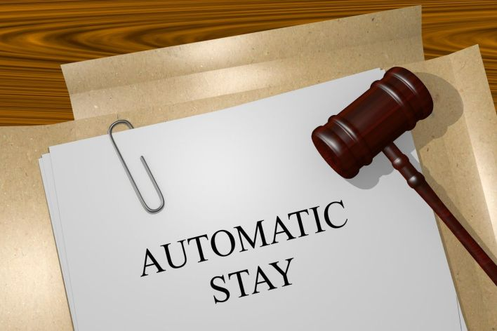 An Automatic Stay Against All Creditors