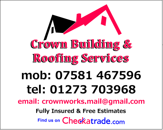 Crown Building Roofing Services Worthing Rfc