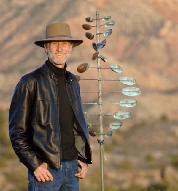 Lyman Whitaker Wind Sculptures- Of 7 - Worthington