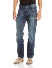 Men's 221 Original Straight-Leg Jean In Blue Gold