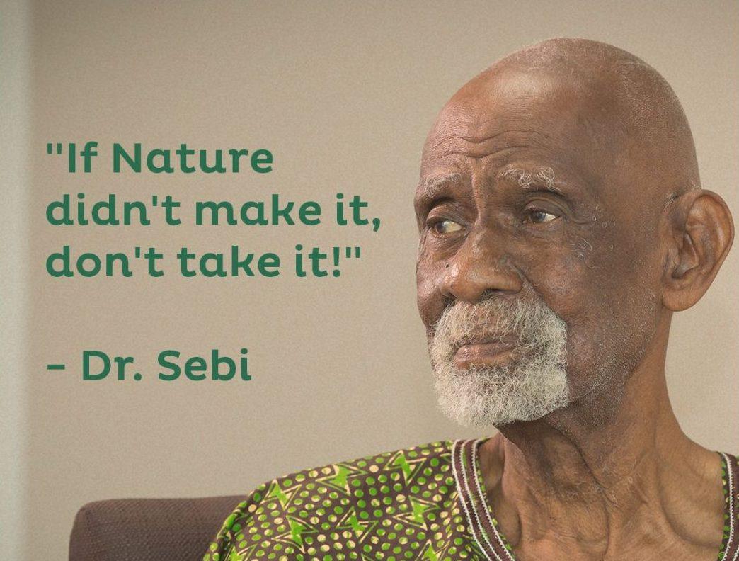 Dr sebi principles