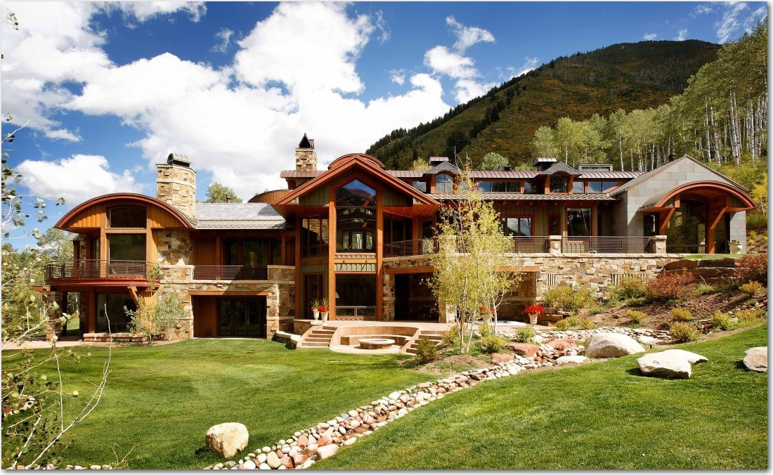 Colorado Mountain Log Cabin For Sale Custer County United