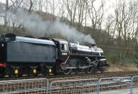 Passing The Museum of Rail Travel - David Smith