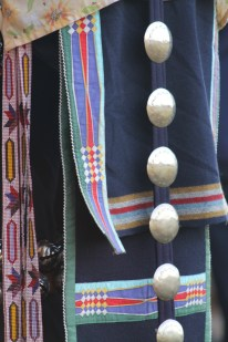 Man's Dress Detail
