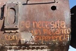 Someone needs an experienced mechanic...