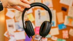 Sennheiser HD 202 II Professional Headphones (Black)