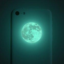 Moonlight Seal Glow In The Dark Sticker