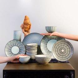 Pastel Afresh Plates (Set of 4)
