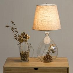 卧室温馨现代简约台灯