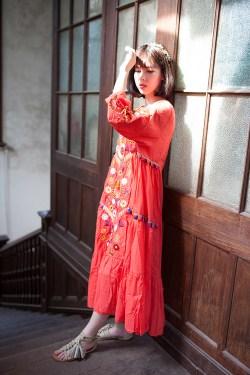 泰国NANA经典连衣裙