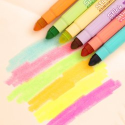 创意可爱荧光标记笔
