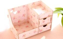 可爱抽屉收纳盒