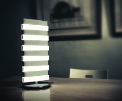 Piano Table Lamp From QisDesign