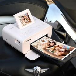 佳能CP1200手机照片打印机