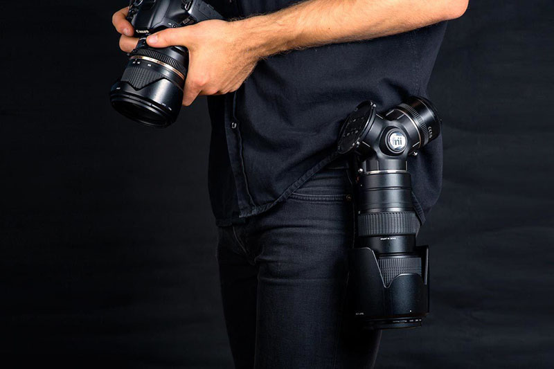 TriLens Triple Camera Lens Holder