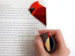 韩国bookfriends卡通动物图案0.5mm绿芯圆珠笔