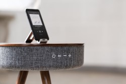 Mellow Speaker Table with Bluetooth and Powerbank