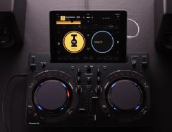 Compact DJ Software Controller By Pioneer