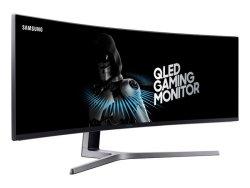 Samsung 49″ CHG90 QLED Gaming Monitor
